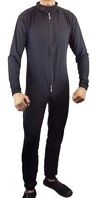 Star Wars Stormtrooper Bodysuit Black Armour Inner Under Jumpsuit Suit Costume