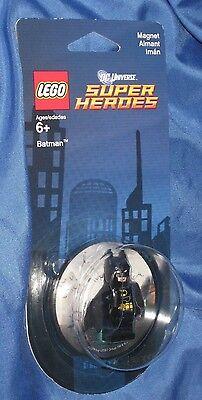 BATMAN DC Universe Super Heroes LEGO Magnet/Minifigure #850664~DARK KNIGHT MOVIE Batman Mini Figure Magnet