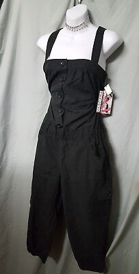 BLACK CAPRI 1 PIECE JUMPER/ROMPER/ COVER UP SIZE X-LARGE GIFT