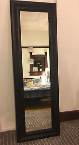 Beautiful Vintage Recycled Wooden Mirror!! Negotiable Burwood Burwood Area Preview