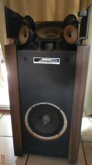 Bose 601 -Speakers with Pioneer Surround Sound Stereo System