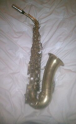 Vintage Vito Alto Saxophone