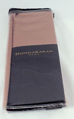 Euro Ottoman (Donna Karan Home Euro Pillow Sham Ottoman Cognac Silk)