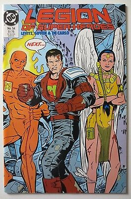 Legion of Super-Heroes #54 (Winter 1988, DC) (C5328)