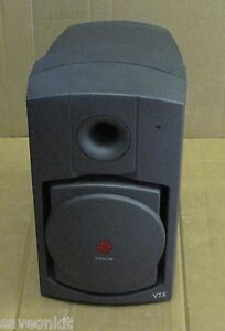Polycom-SoundStation-VTX-1000-Subwoofer-AMP-Speaker-System-1565-07242-002
