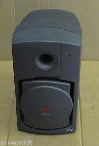 Polycom-SoundStation-VTX-1000-Subwoofer-AMP-Speaker-System-1565-07242-002