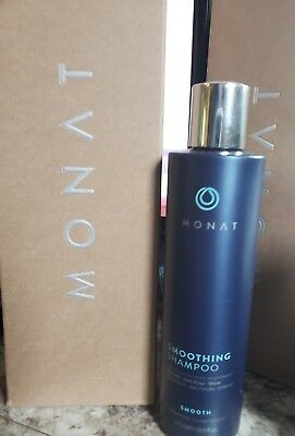 New Sealed Smoothing Smooth SHAMPOO Monat Hair Monet infused w Rejuvenique Oil