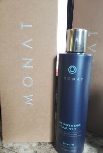 New Sealed Smoothing Smooth SHAMPOO Monat Hair Monet infused