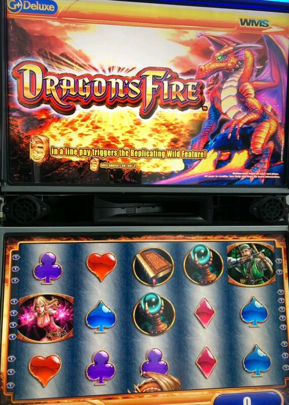 WMS BB2 G+ Deluxe SOFTWARE DRAGON