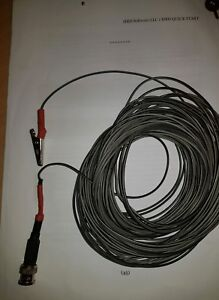 Short Wave Listener Antenna HF Receiver Long wire with BNC connection 15 metres.