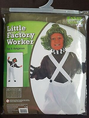 fancy dress umpa lumpa (Umpa Lumpa Costume Womens)