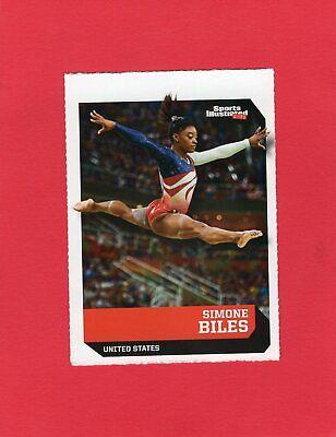 2016 Sports Illustrated for Kids Si gymnastics SIMONE BILES Olympics