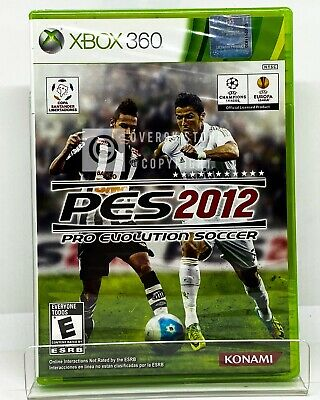 PES Pro Evolution Soccer 2012 - Xbox 360 - Brand New | Spanish/Portuguese for sale  Shipping to Nigeria