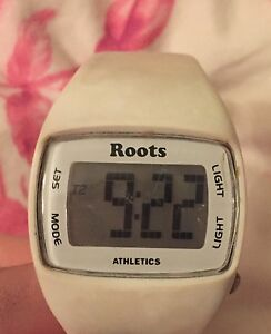 ROOTS WATCH FOR SALE!