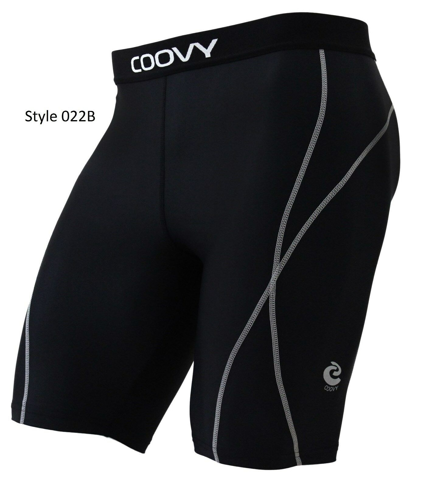022B Black High Compression Short