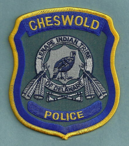 Lenape Delaware Tribal Police (Cheswold)