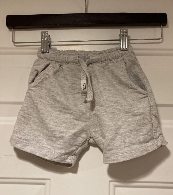 Zara Toddler Boys Gray Sweat Shorts Size 3/4