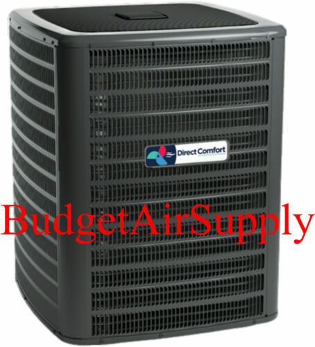 5 Ton 14 Seer Straight A/C Condenser DC- GSX140601+ FREE 410A TOP OFF CAN