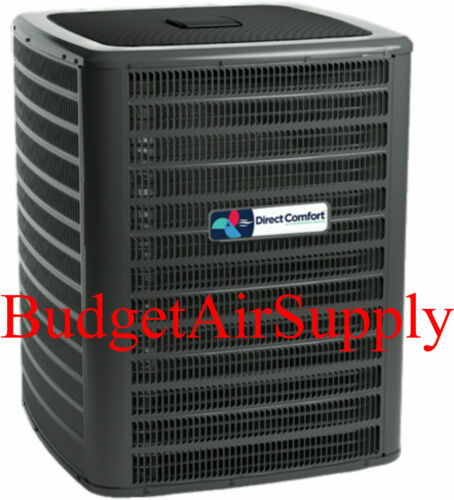 3 Ton 14 Seer Straight A/C Condenser DC- GSX140361+ FREE 410A TOP OFF CAN