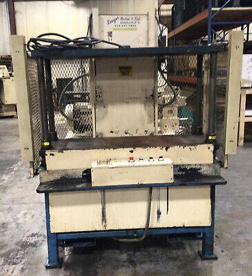Trim Press 100 Gal Hydraulic Power Unit 56x18x27.5 15hp 557taw