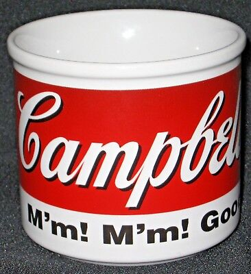1998 Campbell's Soup M'm M'm Good! Mug 10 -