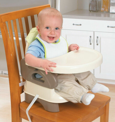 Summer Deluxe Comfort Folding Booster Seat (Neutral)