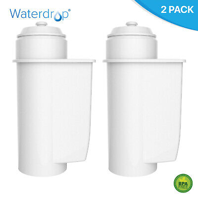2 Compatible Water Filter Cartridge for Brita Intenza+ Coffee Machines