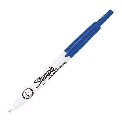 Sharpie Ultra Fine Retractable Marker Blue Sharpie 1735792 - 1 Each