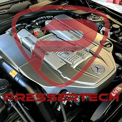 Mercedes 55 Kompressor FULL CUSTOM Performance Tune UpGrAdE using YOUR cars data