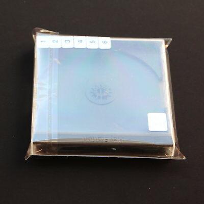 2000 St. PlayStation 1 Schutzfolie für die Box glasklar PS1 165x140 + 40 mm