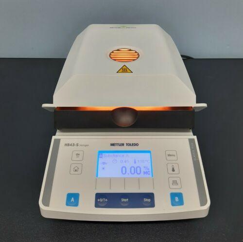 Mettler Toledo Moisture analyzer HB43-S 100-120V model