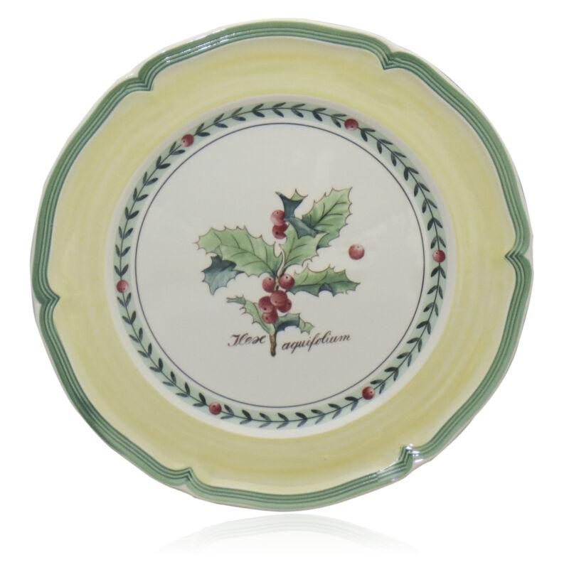 Villeroy & Boch French Garden Christmas Dinner Plate