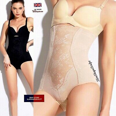 New Best Ladies Tummy Tucker Trimmer Firm Control High Waist Underwear for