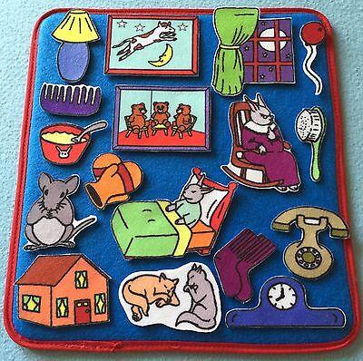 Goodnight Moon Felt / Flannel Board Set - Felt Boards