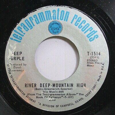 - Rock Nm! 45 Barry Greenwich - River Deep - Mountain High / Listen, Learn, Read O