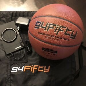 94 Fifty basketball