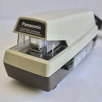 Vintage Panasonic As-300 Electric Stapler
