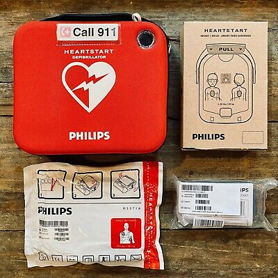 Philips M5066a Heartstart Onsite Aed Defibrillator - Wextra Accessories