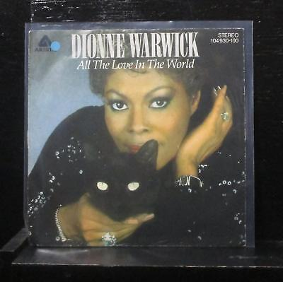 Dionne Warwick - All The Love In The World 7