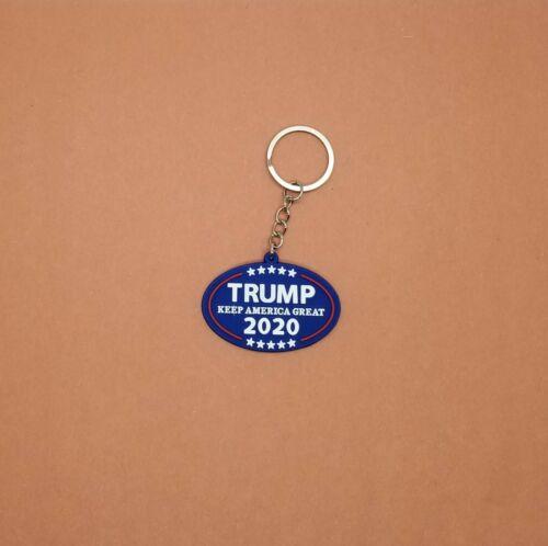 Trump 2020 KAG MAGA Key Chain Set of 2 Free Shipping