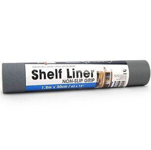 1.5 Metre Shelf Liner Non Slip Grip Drawer Rubbe Shelve Shelf Pub Bar Glass Line