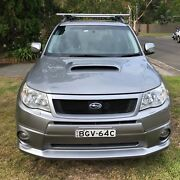 2008 Subaru Forester XT Premium S3 Manual AWD MY09 Elanora Heights Pittwater Area Preview