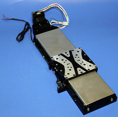 Micos Ls-110 Motorized Linear Positioner Stage High Precision 254mm Travel