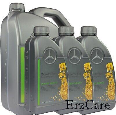 8L Original Mercedes Benz MB 229.51 5W-30 Motoröl 5W30 Vollsynthetisch Motorenöl
