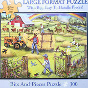 Bits Pieces Jigsaw Puzzles