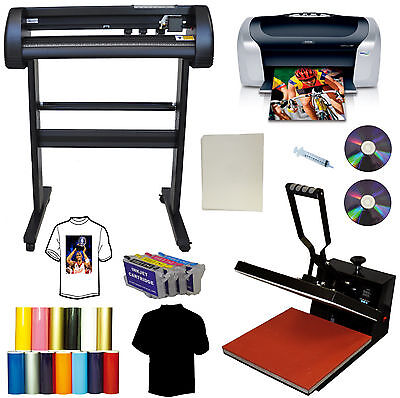 24 500g Laserpoint Vinyl Cutter Plotter15x15 Heat Transfer Pressprinterink