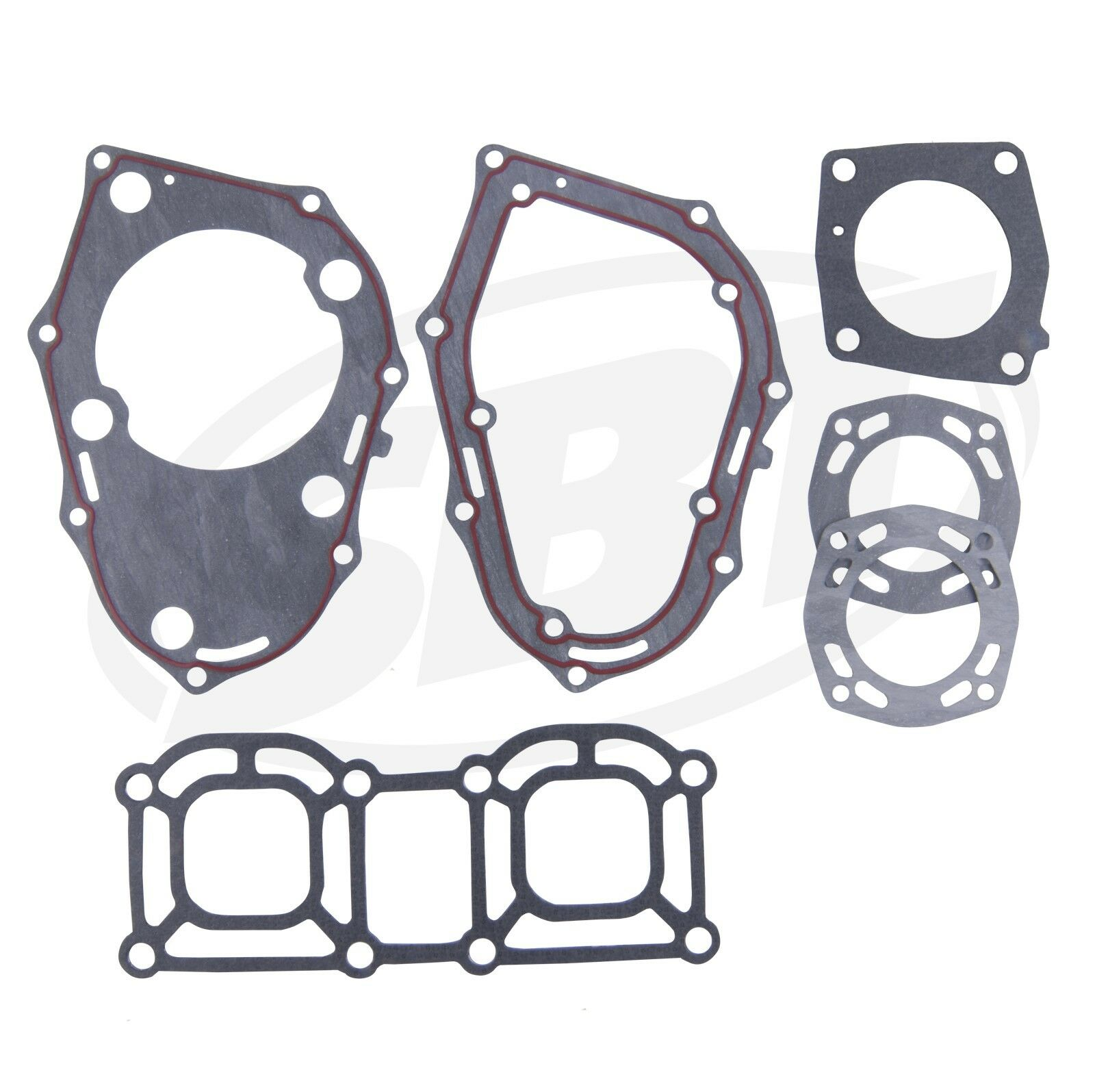 Yamaha Exhaust Gasket Kit 650 Wave Runner III VXR Super Jet *except LX models*