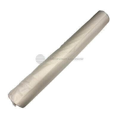 Thermal Laminating Film Roll Matte 25in X 250ft X 3 Mil 1in Dia Core