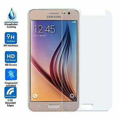 Premium Tempered Glass Screen Protector For Samsung Galaxy J3 V Cell Phone Accessories