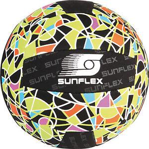 Beachball Funball Sunflex Neoprenball Colorpro Gr.3 21 cm Ø